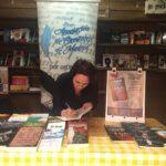 Firma de libros en Vallecas